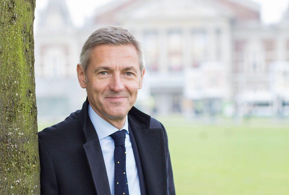 Jan Raes-Algemeen Directeur Koninklijk Concertgebouworkest
